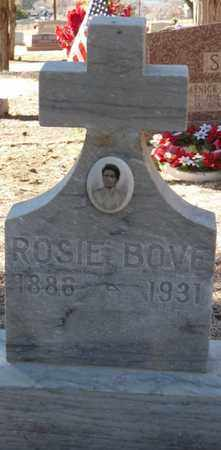 BOVE, ROSIE - Colfax County, New Mexico | ROSIE BOVE - New Mexico Gravestone Photos