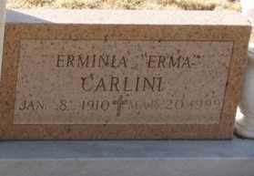 "CARLINI, ERMINIA ""ERMA"" - Colfax County, New Mexico 