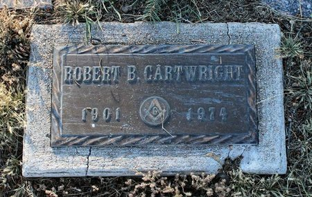 CARTWRIGHT, ROBERT B. - Colfax County, New Mexico | ROBERT B. CARTWRIGHT - New Mexico Gravestone Photos
