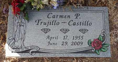 TRUJILLO CASTILLO, CARMEN P - Colfax County, New Mexico | CARMEN P TRUJILLO CASTILLO - New Mexico Gravestone Photos