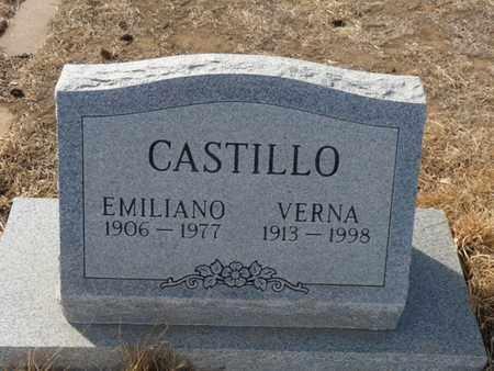CASTILLO, EMILIANO - Colfax County, New Mexico   EMILIANO CASTILLO - New Mexico Gravestone Photos