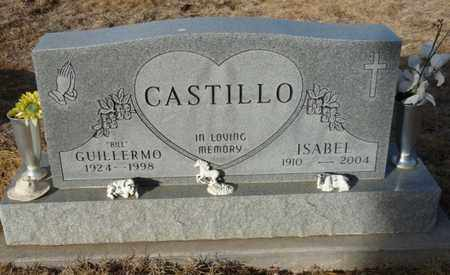 CASTILLO, ISABEL - Colfax County, New Mexico | ISABEL CASTILLO - New Mexico Gravestone Photos