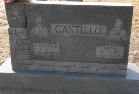 CASTILLO, CORA - Colfax County, New Mexico | CORA CASTILLO - New Mexico Gravestone Photos