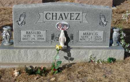 CHAVEZ, MARY G - Colfax County, New Mexico | MARY G CHAVEZ - New Mexico Gravestone Photos