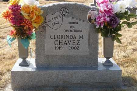 CHAVEZ, CLORINDA M - Colfax County, New Mexico | CLORINDA M CHAVEZ - New Mexico Gravestone Photos