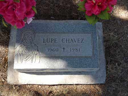 CHAVEZ, LUPE - Colfax County, New Mexico | LUPE CHAVEZ - New Mexico Gravestone Photos