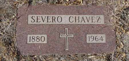 CHAVEZ, SEVERO - Colfax County, New Mexico | SEVERO CHAVEZ - New Mexico Gravestone Photos
