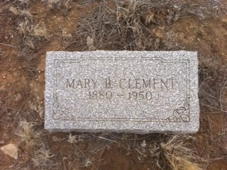 CLEMENTS, MARY BELLE - Colfax County, New Mexico | MARY BELLE CLEMENTS - New Mexico Gravestone Photos