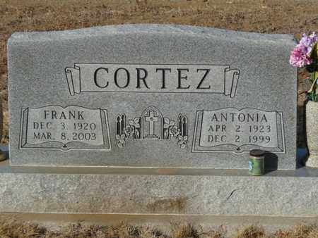 CORTEZ, ANTONIA - Colfax County, New Mexico | ANTONIA CORTEZ - New Mexico Gravestone Photos