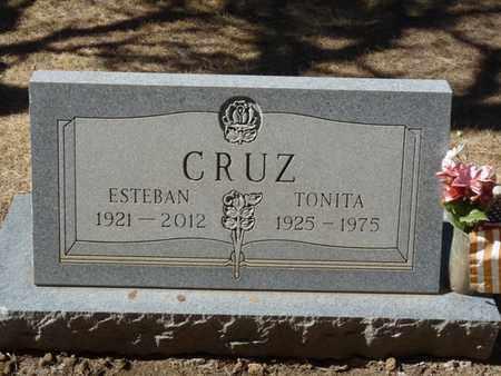 CRUZ, ESTEBAN - Colfax County, New Mexico | ESTEBAN CRUZ - New Mexico Gravestone Photos