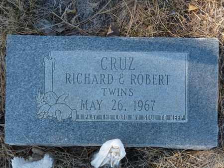 CRUZ, ROBERT - Colfax County, New Mexico   ROBERT CRUZ - New Mexico Gravestone Photos