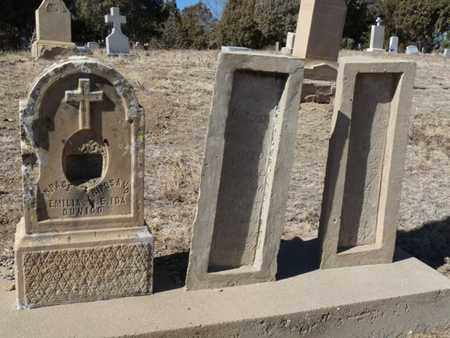 CUNICO, EMILIA - Colfax County, New Mexico | EMILIA CUNICO - New Mexico Gravestone Photos