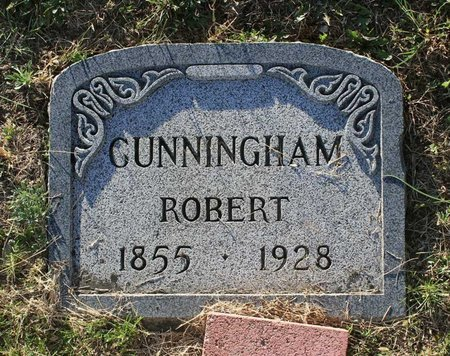 CUNNINGHAM, ROBERT - Colfax County, New Mexico | ROBERT CUNNINGHAM - New Mexico Gravestone Photos