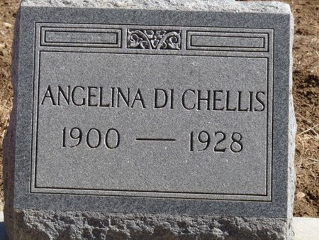 DI CHELLIS, ANGELINA - Colfax County, New Mexico | ANGELINA DI CHELLIS - New Mexico Gravestone Photos