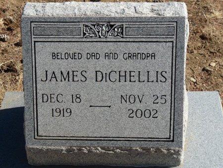 DI CHELLIS, JAMES - Colfax County, New Mexico   JAMES DI CHELLIS - New Mexico Gravestone Photos