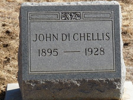 DI CHELLIS, JOHN - Colfax County, New Mexico | JOHN DI CHELLIS - New Mexico Gravestone Photos