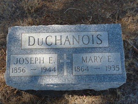 DUCHANOIS, MARY E - Colfax County, New Mexico   MARY E DUCHANOIS - New Mexico Gravestone Photos