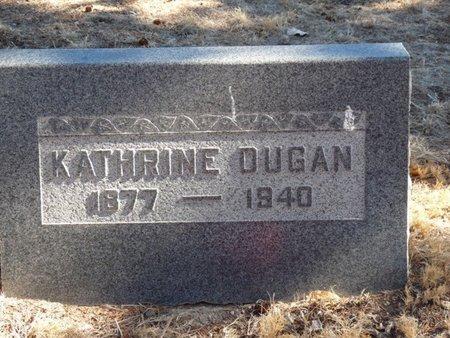 "DUGAN, KATHRINE ""KATIE"" - Colfax County, New Mexico | KATHRINE ""KATIE"" DUGAN - New Mexico Gravestone Photos"