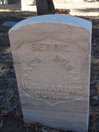 DUGAN (VETERAN), PATRICK - Colfax County, New Mexico | PATRICK DUGAN (VETERAN) - New Mexico Gravestone Photos