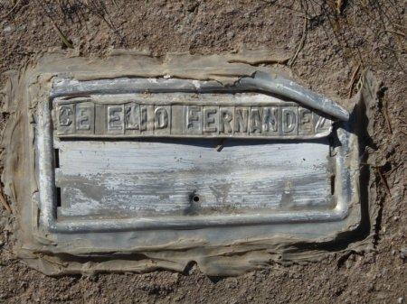 FERNANDEZ, CECELIO - Colfax County, New Mexico   CECELIO FERNANDEZ - New Mexico Gravestone Photos