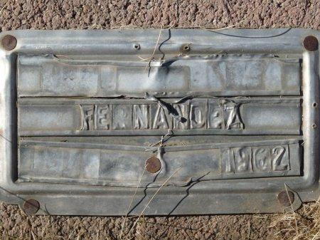 FERNANDEZ, JOSE FARES - Colfax County, New Mexico | JOSE FARES FERNANDEZ - New Mexico Gravestone Photos