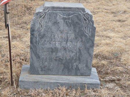 FILANGI, VITTORIO - Colfax County, New Mexico | VITTORIO FILANGI - New Mexico Gravestone Photos