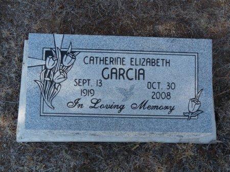 GARCIA, CATHERINE ELIZABETH - Colfax County, New Mexico | CATHERINE ELIZABETH GARCIA - New Mexico Gravestone Photos