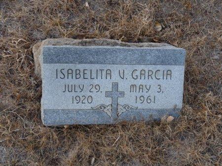 GARCIA, ISABELITA V - Colfax County, New Mexico | ISABELITA V GARCIA - New Mexico Gravestone Photos
