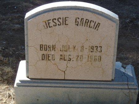 GARCIA, JESSIE - Colfax County, New Mexico | JESSIE GARCIA - New Mexico Gravestone Photos
