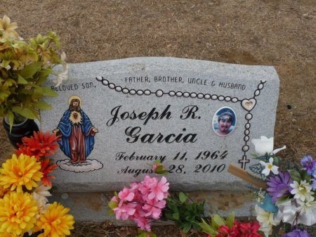 GARCIA, JOSEPH R - Colfax County, New Mexico   JOSEPH R GARCIA - New Mexico Gravestone Photos