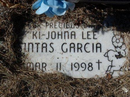 GARCIA, KI-JOHNA LEE SINTAS - Colfax County, New Mexico   KI-JOHNA LEE SINTAS GARCIA - New Mexico Gravestone Photos