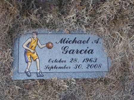 GARCIA, MICHAEL A - Colfax County, New Mexico   MICHAEL A GARCIA - New Mexico Gravestone Photos
