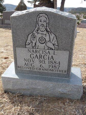 GARCIA, NARCISA L - Colfax County, New Mexico   NARCISA L GARCIA - New Mexico Gravestone Photos