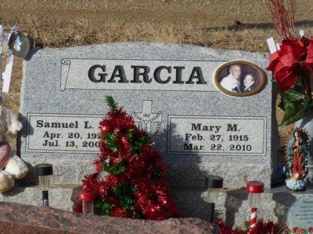 GARCIA, SAMUEL L - Colfax County, New Mexico   SAMUEL L GARCIA - New Mexico Gravestone Photos