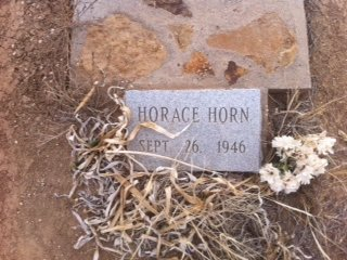 HORN, HORACE - Colfax County, New Mexico   HORACE HORN - New Mexico Gravestone Photos