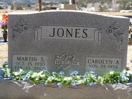 "JONES, MARTIN SCOTT ""MARTY"" - Colfax County, New Mexico   MARTIN SCOTT ""MARTY"" JONES - New Mexico Gravestone Photos"