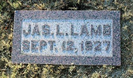 LAMB, JAMES L. - Colfax County, New Mexico | JAMES L. LAMB - New Mexico Gravestone Photos