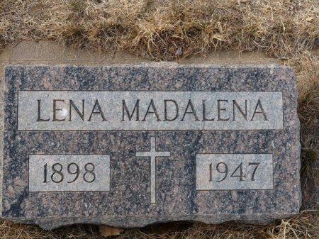 MADALENA, LENA - Colfax County, New Mexico   LENA MADALENA - New Mexico Gravestone Photos