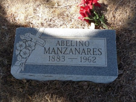 MANZANARES, ABELINO - Colfax County, New Mexico | ABELINO MANZANARES - New Mexico Gravestone Photos