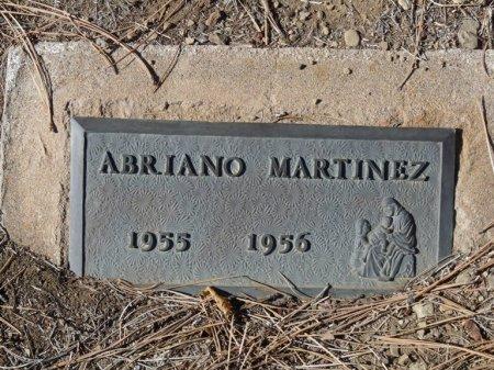 MARTINEZ, ABRIANO - Colfax County, New Mexico   ABRIANO MARTINEZ - New Mexico Gravestone Photos