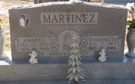MARTINEZ, AMADEO - Colfax County, New Mexico | AMADEO MARTINEZ - New Mexico Gravestone Photos