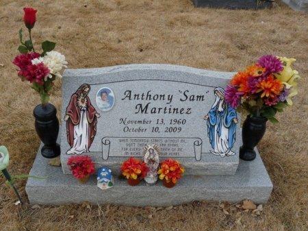 "MARTINEZ, ANTHONY ""SAM"" - Colfax County, New Mexico | ANTHONY ""SAM"" MARTINEZ - New Mexico Gravestone Photos"