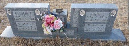 MARTINEZ, CECILIA T - Colfax County, New Mexico | CECILIA T MARTINEZ - New Mexico Gravestone Photos