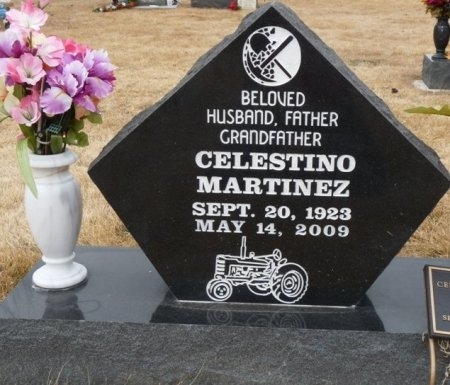 MARTINEZ, CELESTINO - Colfax County, New Mexico | CELESTINO MARTINEZ - New Mexico Gravestone Photos