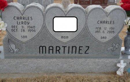 MARTINEZ, CHARLES LEROY - Colfax County, New Mexico | CHARLES LEROY MARTINEZ - New Mexico Gravestone Photos
