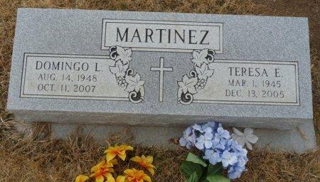 MARTINEZ, TERESA E - Colfax County, New Mexico | TERESA E MARTINEZ - New Mexico Gravestone Photos