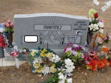 MARTINEZ, ERLINDA P - Colfax County, New Mexico | ERLINDA P MARTINEZ - New Mexico Gravestone Photos