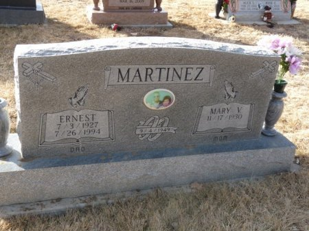 MARTINEZ, ERNEST - Colfax County, New Mexico | ERNEST MARTINEZ - New Mexico Gravestone Photos
