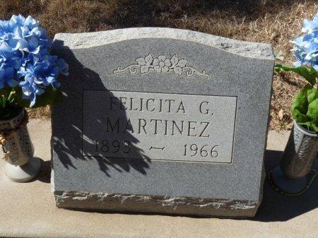 MARTINEZ, FELICITA G - Colfax County, New Mexico | FELICITA G MARTINEZ - New Mexico Gravestone Photos