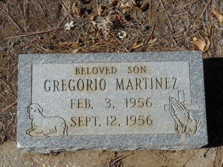 MARTINEZ, GREGORIO - Colfax County, New Mexico | GREGORIO MARTINEZ - New Mexico Gravestone Photos